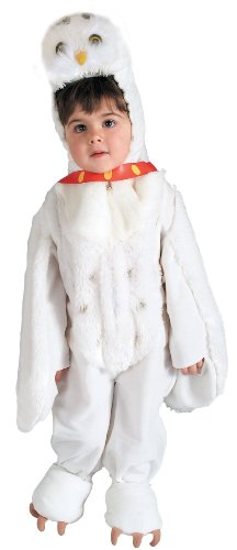 Click for larger image of Harry Potter Hedwig Deluxe Child Costume 8 to 10