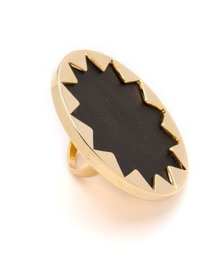 House of Harlow 1960 Starburst Cocktail Ring - Size 8