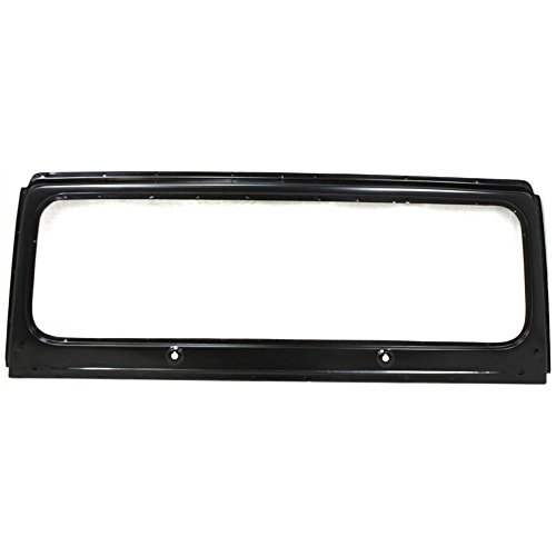 Windshield Frame Compatible with Jeep CJ Series ()