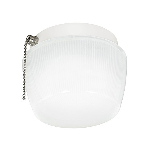 Good Earth Lighting Mini 5 Inch Direct Wire Closet Light With Pull Chain