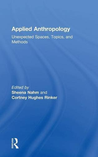 Applied Anthropology: Unexpected Spaces, Topics and Methods