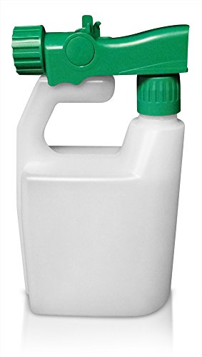 Refillable Multipurpose Hose Sprayer Bottle Empty Ready To Use Sprayer 3 Oz Per