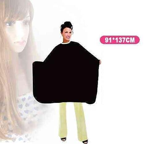 Manta para teñido, corte del cabello, pelo. Medidas: 91 * 137 cm. COLORES SURTIDOS: Amazon.es: Hogar