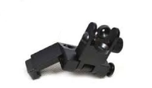 MUDCAT OUTDOORS Front and Rear Flip Up 45 Degree Offset Rapid Transition Backup Iron Sight by  (Image #2)