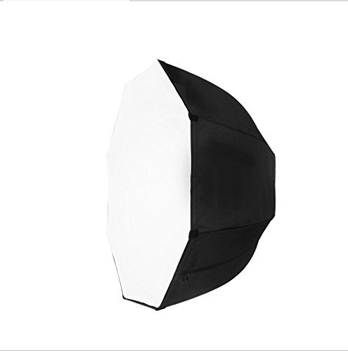 Wellco 32-Inch Octagon Softbox Octagonal Speedlite, Studio Flash, Speedlight Umbrella - Wellco Box