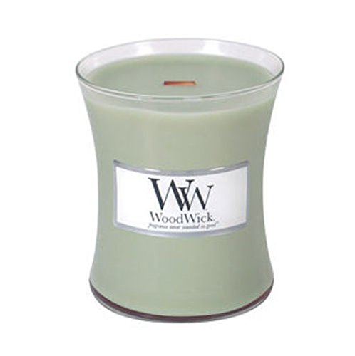 WoodWick Candle Applewood Medium Jar by WoodWick