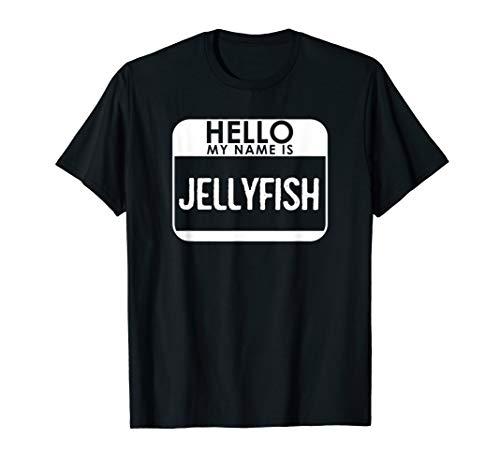 Jellyfish Costume Shirt Funny Easy Halloween Hello My