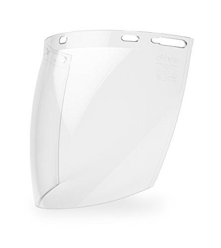 Elvex WELFS12L Fs-12L Molded Aspherical Lexan Face Shield, 12