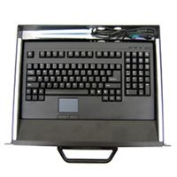 Keyboard and Touchpad USB 1U ()
