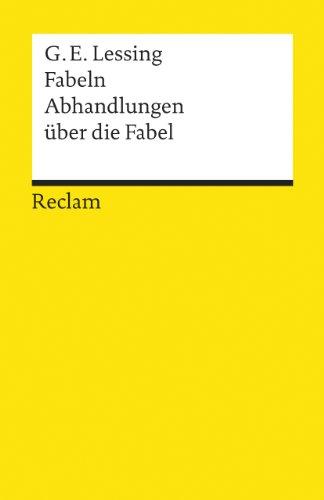Fabeln (German Edition)