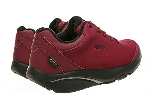 Mbt Basses 6s Femme Gtx Sneakers Rouge W Amara PqgyPrzw