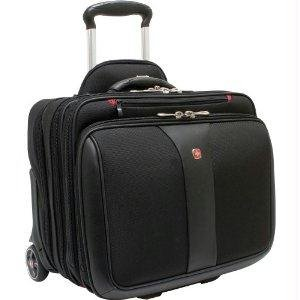 Swissgear 67953020 SWISS GEAR PATRIOT ROLLING 2-PIECE BUSINESS SET BLACK by Swiss Gear