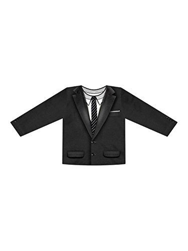 Faux Real F123515 Faux Real Shirts Toddler 1960S Suit - (Creative Halloween Costumes For 9 Year Olds)