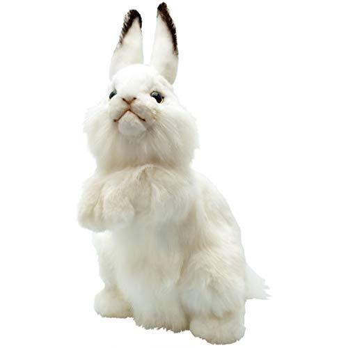 Hansa Rabbit Plush Animal Toy, 13