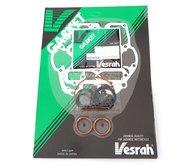 (Vesrah Top End Gasket Set - Compatible with Honda XL250R XR250L XR250R - 1985-1996)