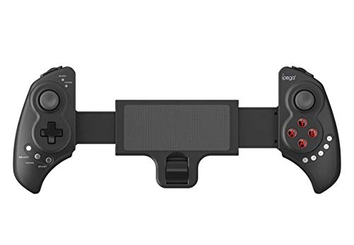 IPEGA PG-9023 Rechargeable Wireless Android Gamepad controller for 5-10 inch tablets and phones, for Android TV,Samsung Galaxy S8 S9 Note Huawei OPPO vivoX21 Android Tablet PC