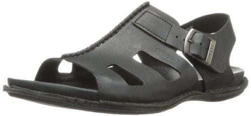 KEEN Men's Alman Sandal,Black,10 M US - Keen Sandal Alman