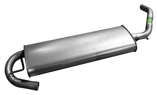 Walker 50054 Quiet-Flow Stainless Steel Muffler