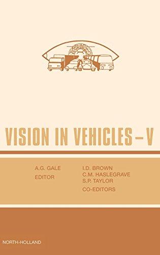 Vision in Vehicles V