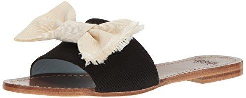Frances Valentine Womens Judy Open Toe Casual Flat Sandals