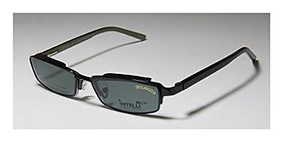 New & Season & Genuine - Brand: Elite Eyewear Style/model: 757 Gender: Mens/Womens Optical For Teens Designer Half-rim Spring Hinges Sunglass Lens Clip-Ons Eyeglasses/Eye Glasses
