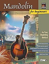 Mandolin for Beginners - Bk+CD