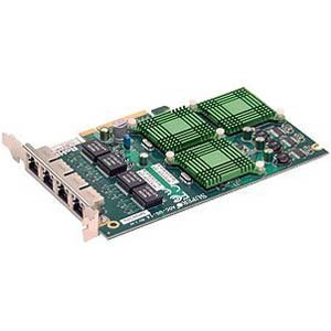 Supermicro Universal I/O 4-Port Gigabit Ethernet LAN Card (AOC-UG-I4) -