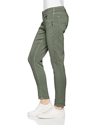 Femme Vert Jean Silver Sam olive Jeans Boyfriend 8wpnzxqIH