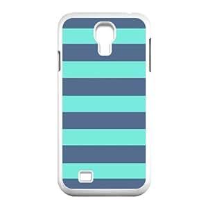 Zachcolo Nautical Stripe Cases for Samsung Galaxy S4, with White