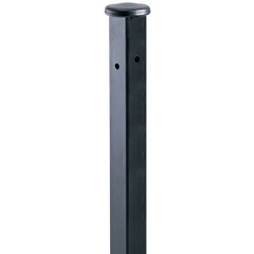 GILPIN IRONWORKS 577 1-1/4'' x 36'' Black Newel Post