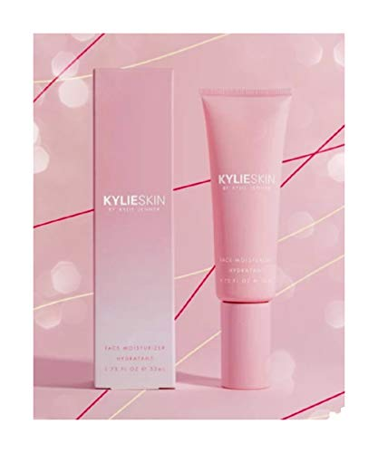 Kylie Skin Face Moisturizer 1.75 Fl. Oz! Help Hydrate Skin Without Heaviness, Greasiness Or Oiliness! Soothe, Soften and Moisturize Your Skin! Cruelty Free, Gluten Free And Paraben Free! (Moisturizer)