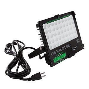 Hydro Glow FL50 50W/120VAC Flood Light - Green