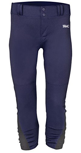 Schutt Trace Youth Softball Pant with Inset L NY/Gy