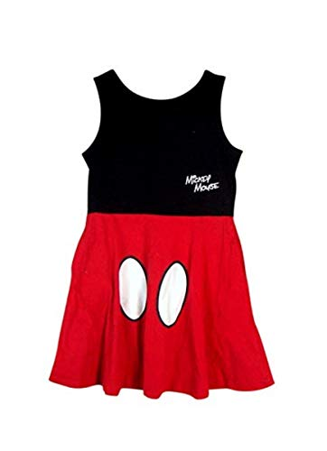 Disney Mickey Mouse Youth's Cosplay Tank Dress (Extra Small) ()