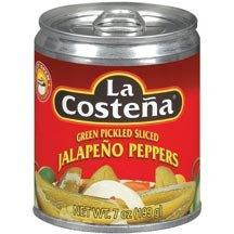 (La Costena Pepper Jalapeno Sliced, 7 oz)