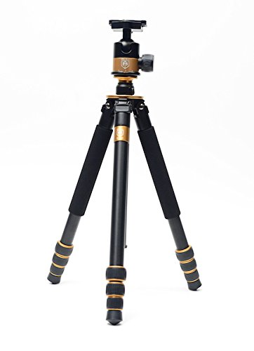 Glide Gear GG 1000 Pro Video / Photo Camera Tripod with Ball Head