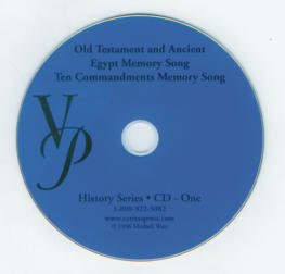 Veritas Press Old Testament and Ancient Egypt Memory Song CD (Vertias Press Old Testament and Ancient Egypt Memory Song Cd) pdf epub