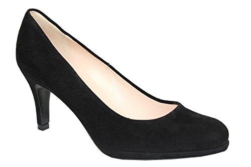 Kaiser Vestir Para De Peter Mujer Negro Zapatos FwgqppBd7
