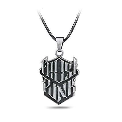 Amazon.com: Mct12 - Frostpunk Keychain Metal Games Charm ...