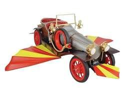 Chitty Chitty Bang Bang 14'' Electro Plated Car Replica by Stevenson Entertainment