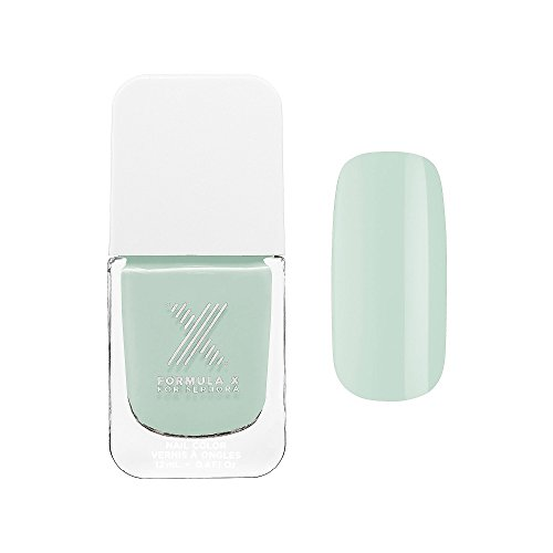 Nail Polish New Neutrals Formula X for Sephora 0.4 Oz Unmistakable - Pastel Jade ()