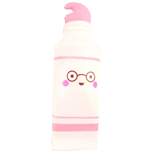 TOYMYTOY Soft Squishy Toy Squeeze Toy Slow Rise Toy (Kawaii Pink Toothpaste)