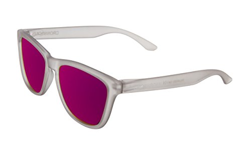 Crossbons de LIGHTS PL 1014 Gafas VULCANO VGRL Sol RED GREY rrHw5gq