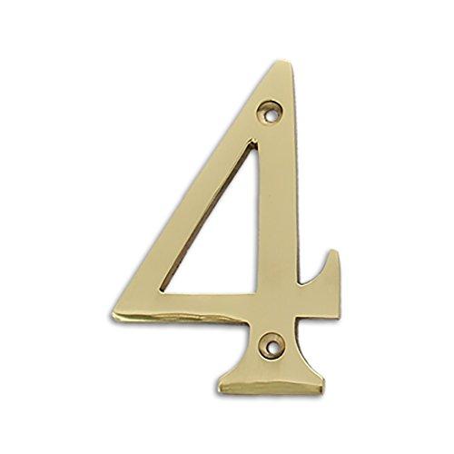 RCH Hardware Solid Brass 4