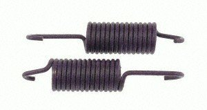 Carlson Quality Brake Parts H424 Adjusting Screw Spring Set