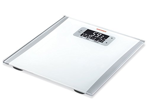 Soehnle Easy Control Digital Body Analysis Bathroom Scale