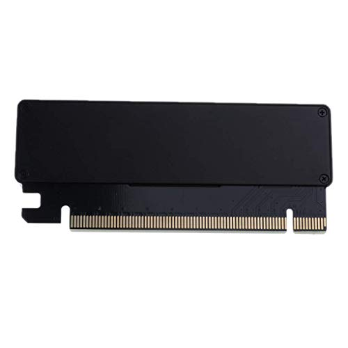 Price comparison product image nouler Juler M.2 Nvme Ssd Ngff to Pcie 3.0 16X M-Key Interface Card Supports 2230~2280