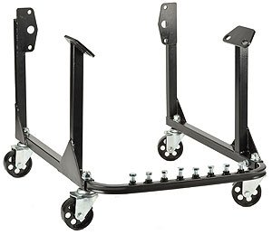 JEGS Performance Products 80064 Engine Cradle with Wheels
