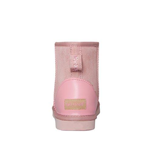 Souples Femme Bonbon Rose Boot Rose SKUTARI Bottes EqUOx