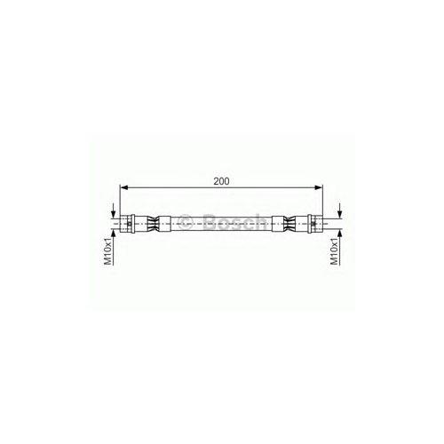 Bosch 1987476334 Bremsschlauch